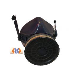 ماسک سیلیکون نیم تنه تنفسیBibari مدل SK10