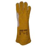 دستکش جوشکاری طرح فرانسه