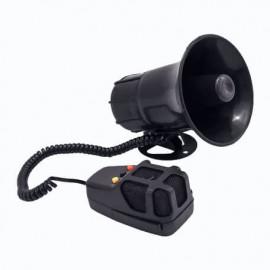 آژیر و بلندگوی میکروفن دار مدل KSY-0459