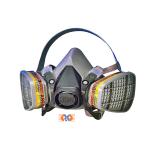 ماسک تنفسی نیم صورت3Mمدل6200