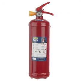 کپسول آتش نشانی روناک گاز خزر مدل 6 وزن ۶ کیلوگرم