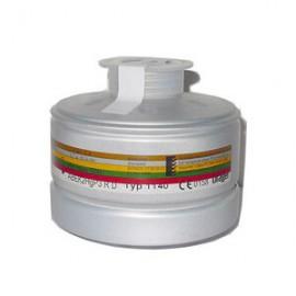 فیلتر ماسک شیمیایی مولتی گاز 6 حالته دراگر مدل RD40