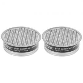 فیلتر شیمیایی ماسک تنفسی آ او سیفتی مدل R53A بسته 2 عددی
