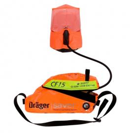 دستگاه تنفسی فرارDRAGERمدلSaver CF15