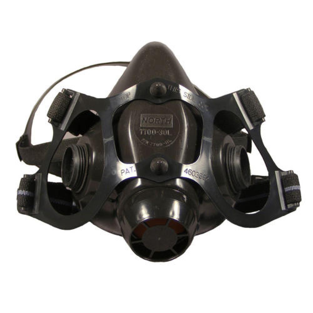 ماسک شیمیایی نیم صورت نورث مدل 7700 سایز L